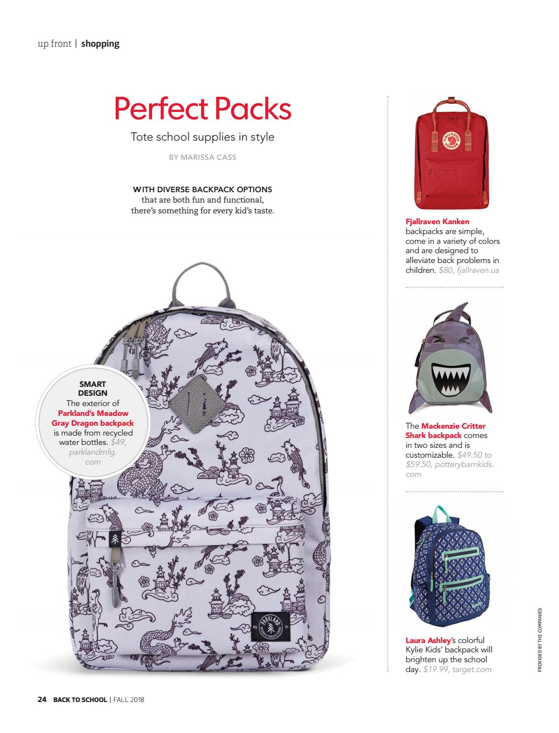 Target Back To School Backpacks