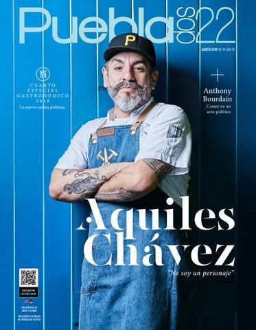 908978b526 Puebla Dos22 Edición No. 84 - agosto 2018 by Revista PueblaDos22 - issuu