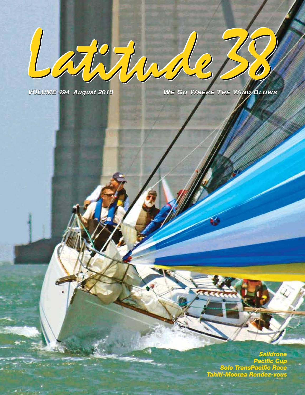 Latitude 38 August 2018 By Media Llc Issuu Well Pump Tripping Circuit Breaker Terry Love Plumbing Remodel Diy