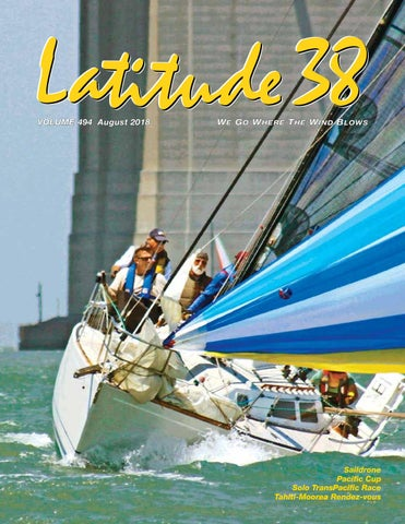 Latitude 38 August 2018 by Latitude 38 Media, LLC - issuu