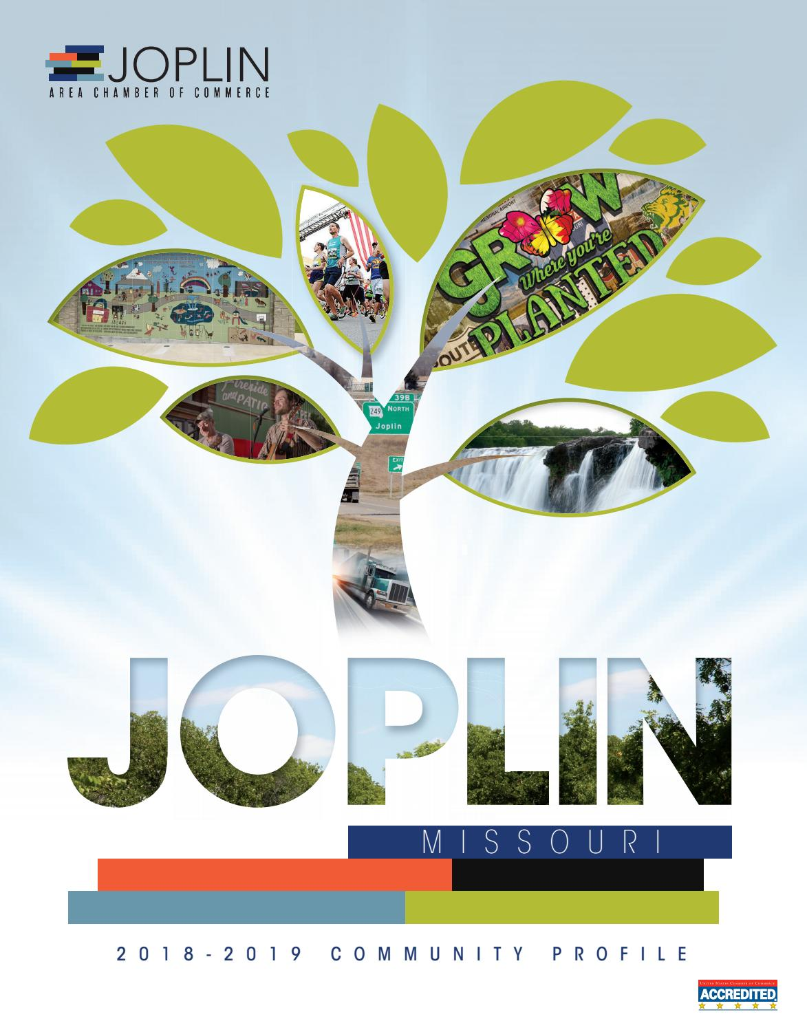 Joplin Mo Chamber Guide 2018 2019 By Town Square Publications Llc Mrb Crystal Make Up Base Issuu