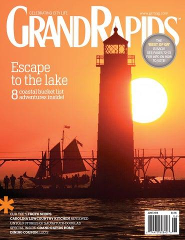 c8596c16f3806a Grand Rapids Magazine - June 2018 by Grand Rapids Magazine - issuu