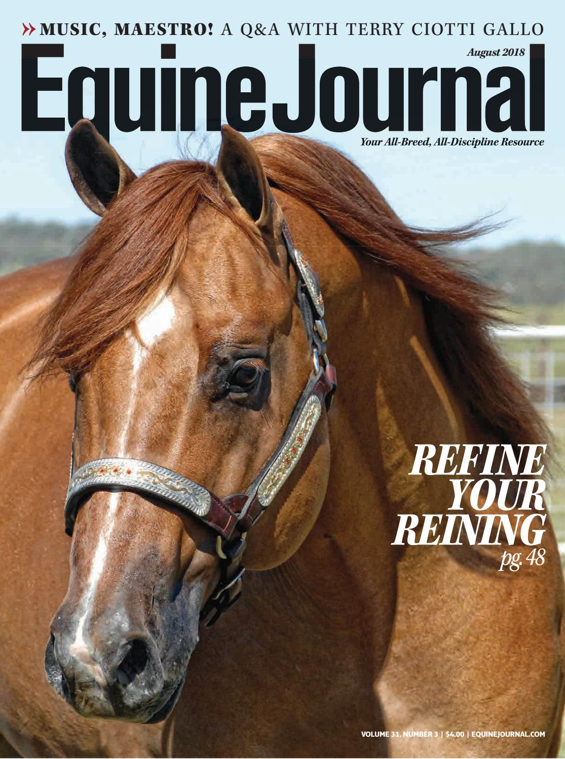 52e0e899d7c9 Equine Journal by Cowboy Publishing Group - issuu
