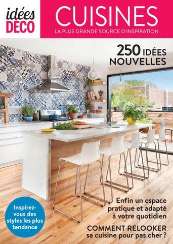 Idees Deco Vol 4 No 5 By Editions Pratico Pratiques Issuu
