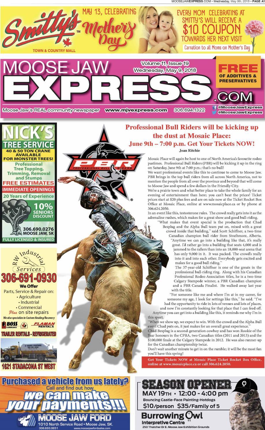 Moose Jaw Express