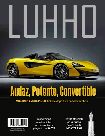 e45134b0881 Revista Luhho Quincuagésima Novena Edición by Revista Luhho - issuu