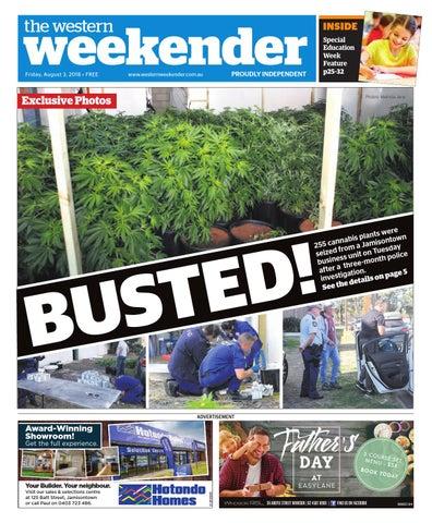 e5aa37aee29 Western Weekender August 3 by Western Sydney Publishing Group - issuu