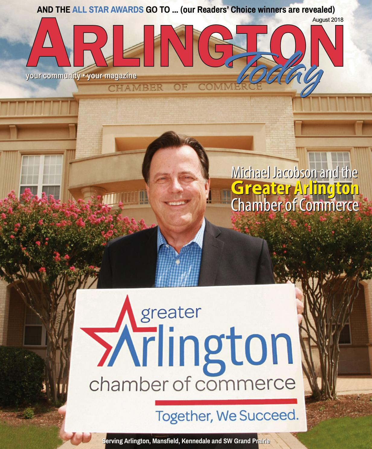 August by Arlington Today - issuu