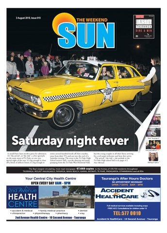 351fc16b4c86 The Weekend Sun - 3 Aug 2018 by SunLive - issuu
