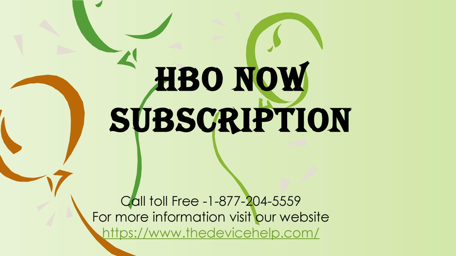 hbo now free account