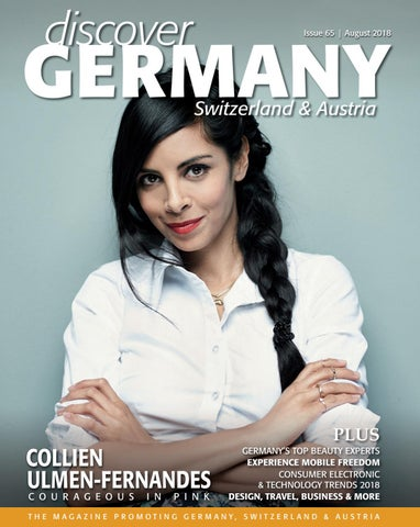 Discover Germany Issue 65 August 2018 By Scan Group Issuu