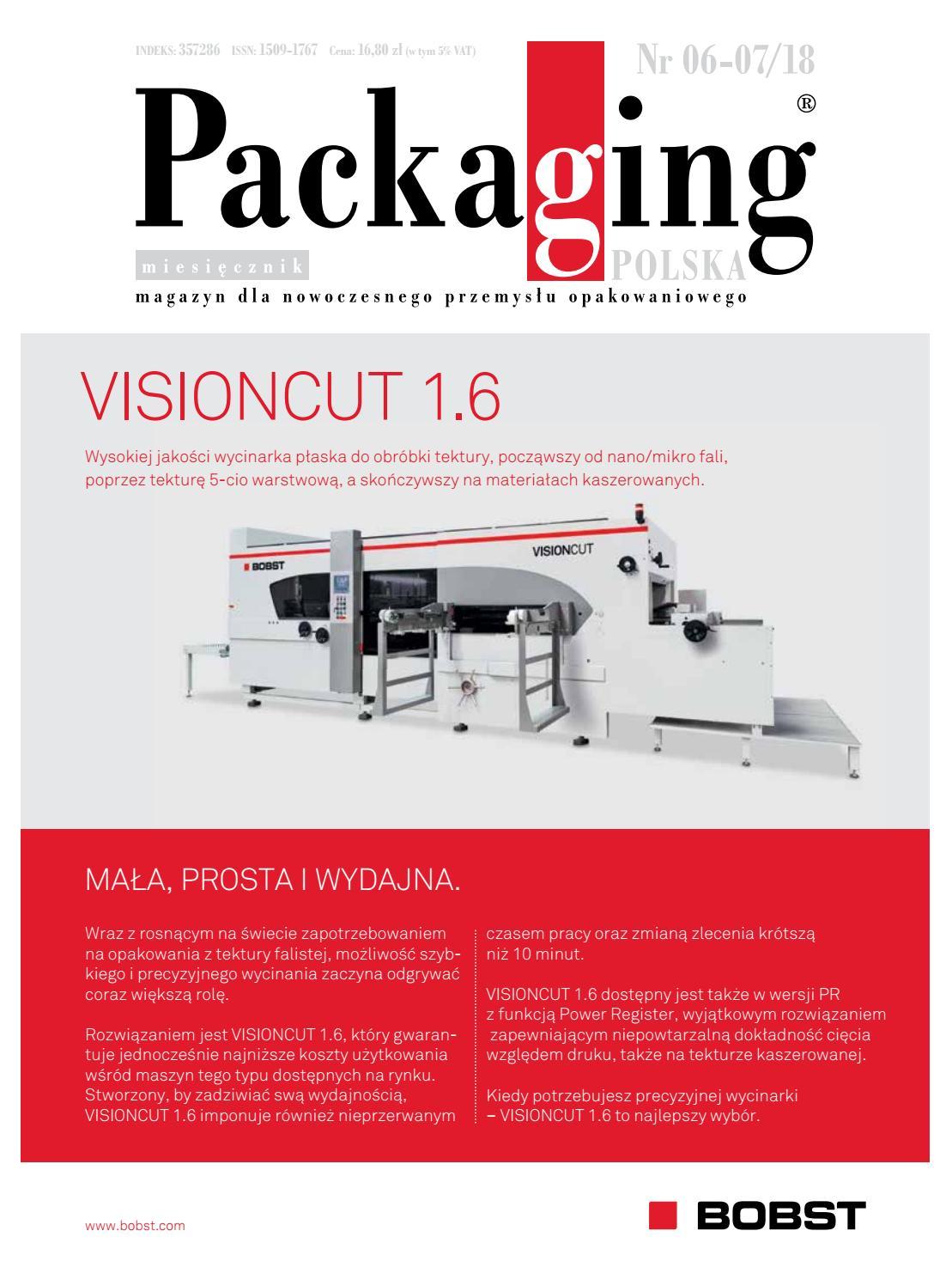 9a5f782f770e7 Packaging Polska 06-07/2018 by Redakcja EMG - issuu