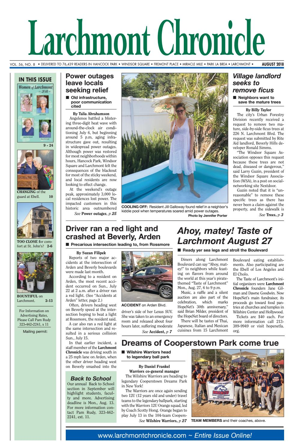 b3048846912bd LC 08 2018 by Larchmont Chronicle - issuu