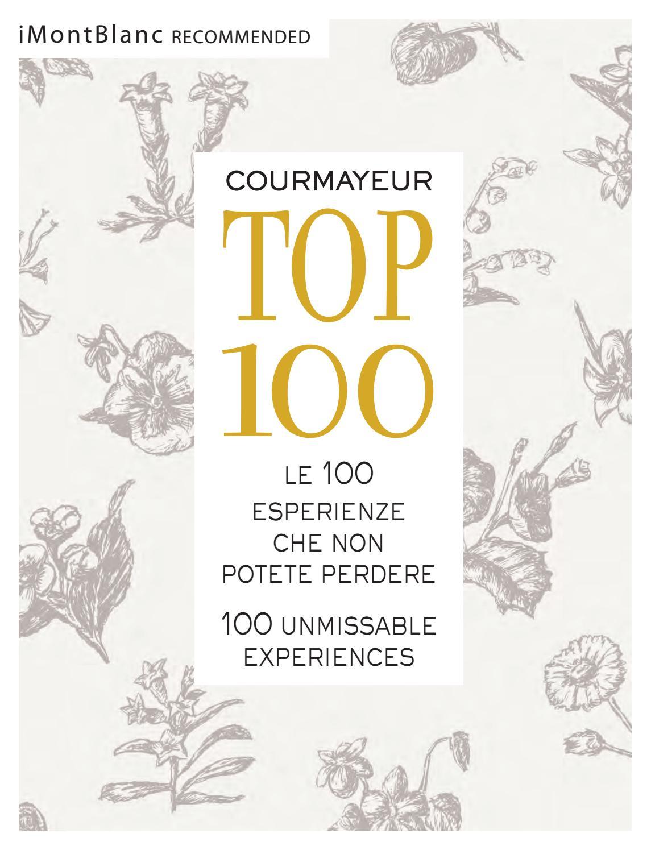 Courmayeur TOP 100 by Gianluca Martinelli - issuu 7efc75a828c6