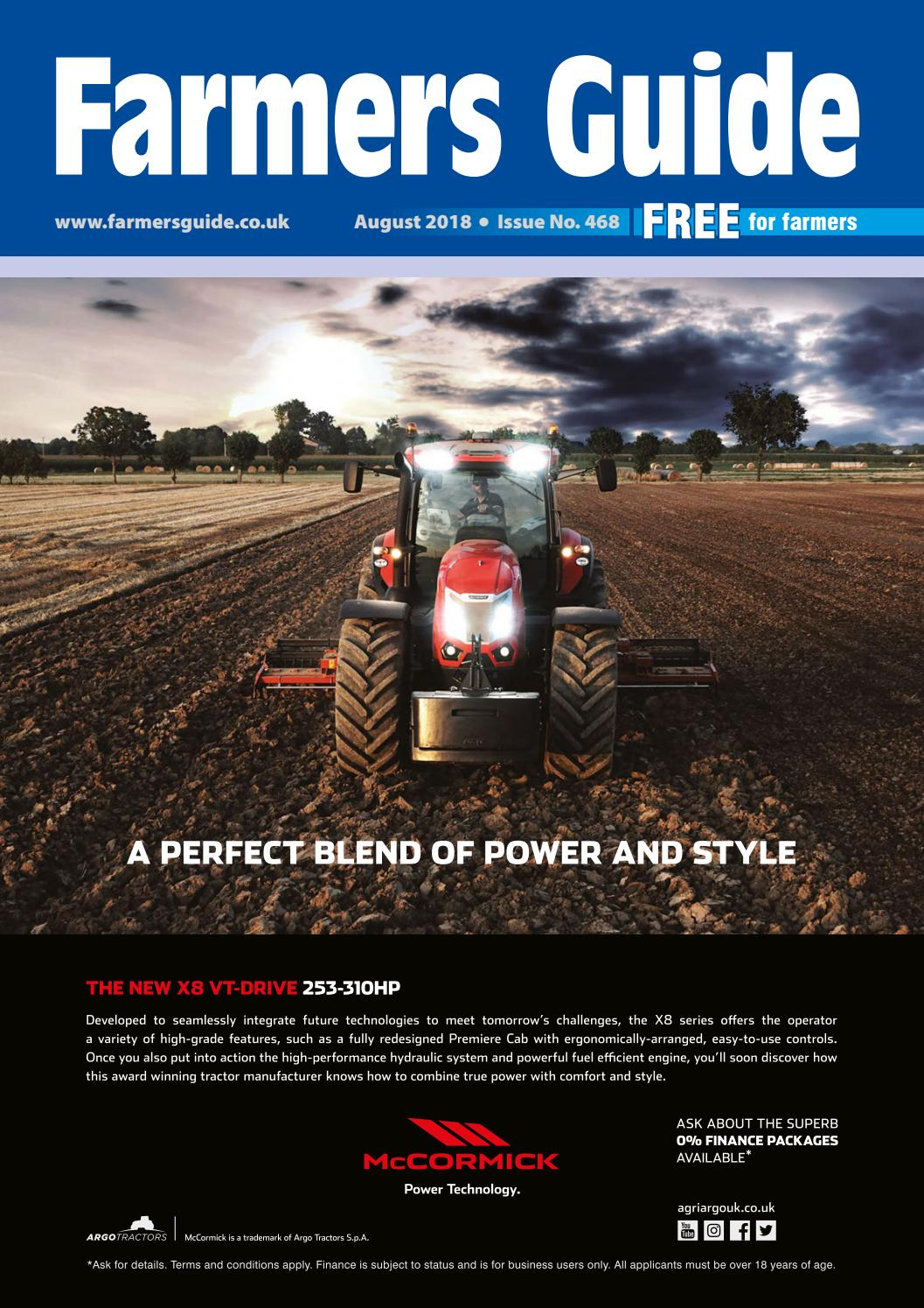 40169503348e5c Farmers Guide August 2018 by Farmers Guide - issuu