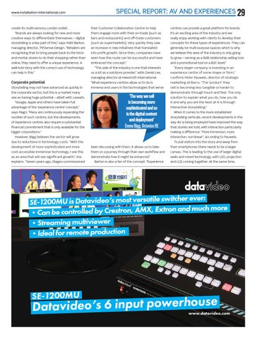 Installation July/August 2018 Digital Edition by Future PLC