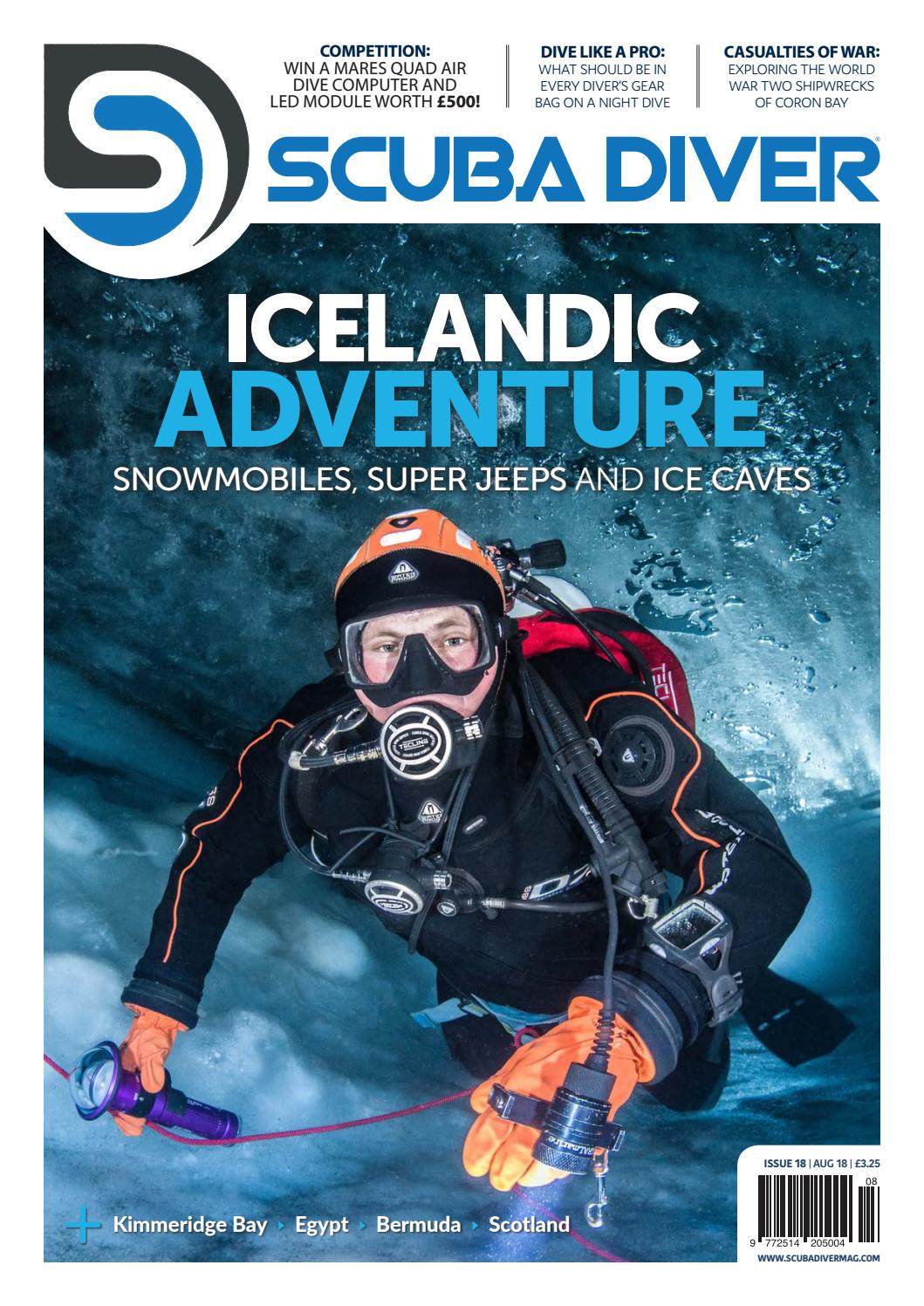 48918aa06635 Scuba Diver UK August 18 - Issue 18 by scubadivermag - issuu