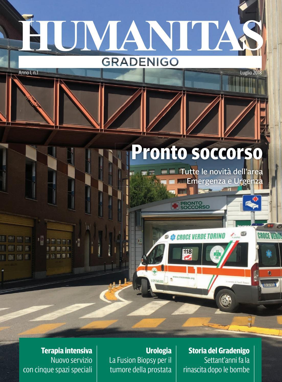 centri eccellenza urologia prostata torino italy