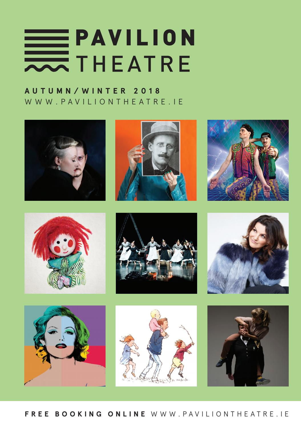 3f866b24c1dc Pavilion Theatre Autumn/Winter 2018 Brochure by Pavilion Theatre - issuu