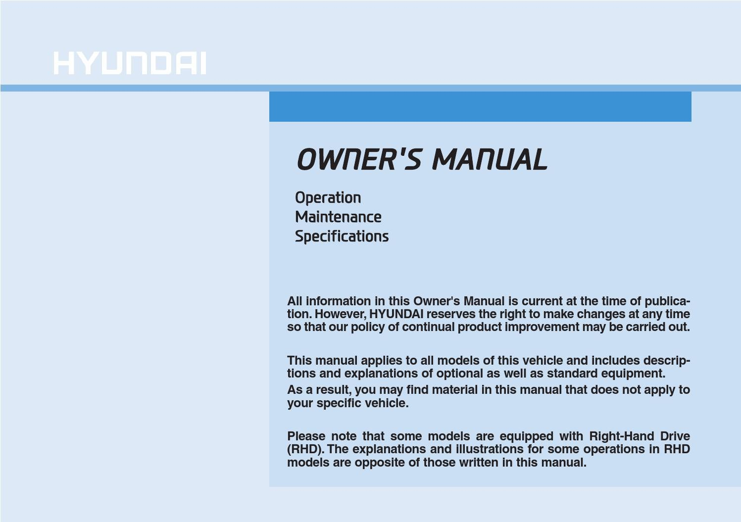 Manual Kona Electric By Hyundai Issuu Antenna Rotor Wiring On Channel Master Diagram