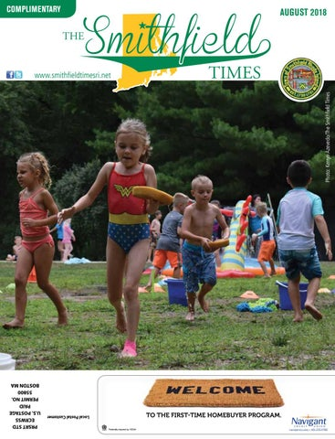 The Smithfield Times August 2018 By Ricommongroundnews Issuu