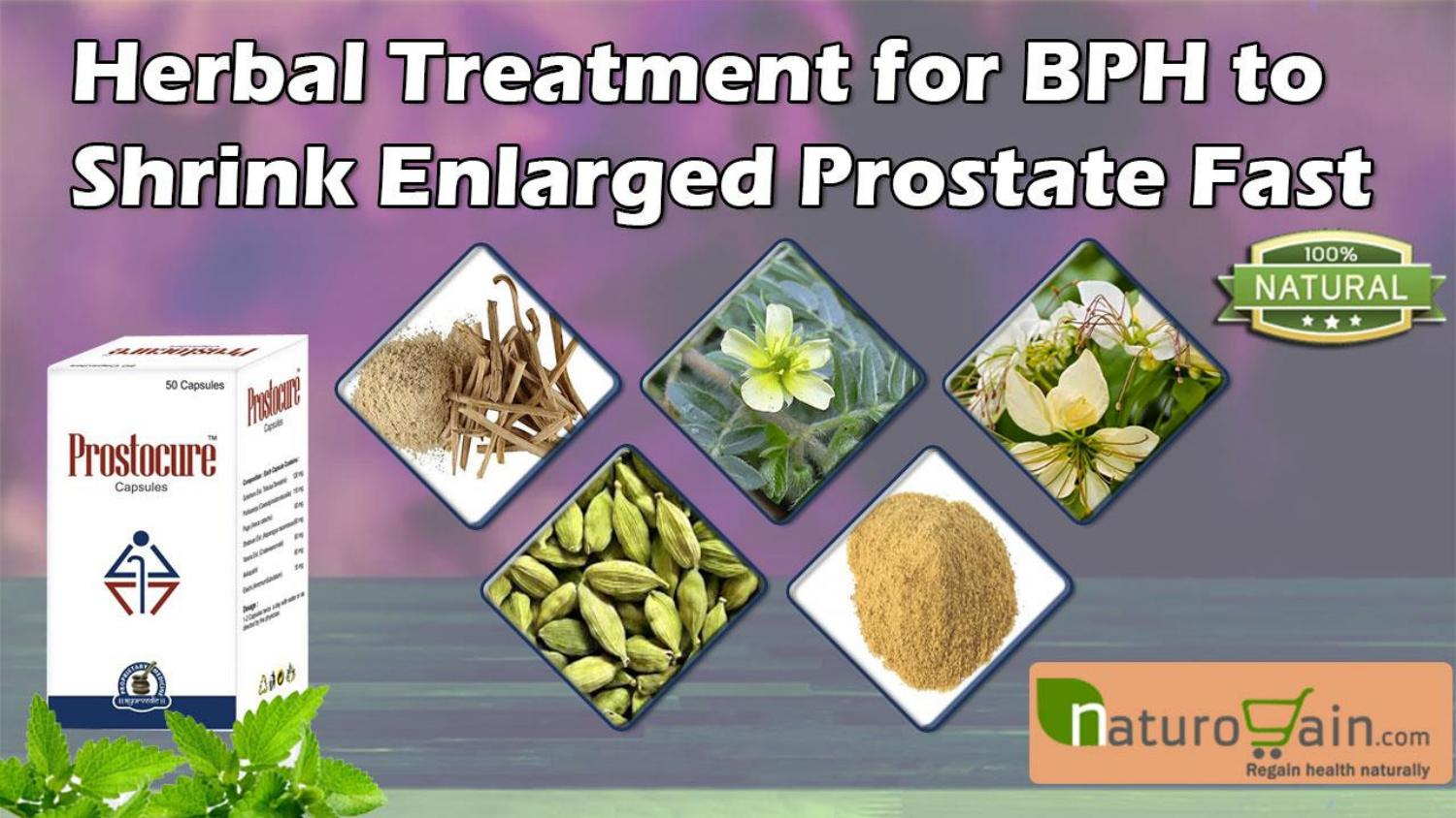 fasting to shrink enlarged prostate Technika Transuretral Prepact resection