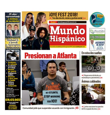 Presionan a Atlanta by MUNDO HISPANICO - issuu 88e4757c69310