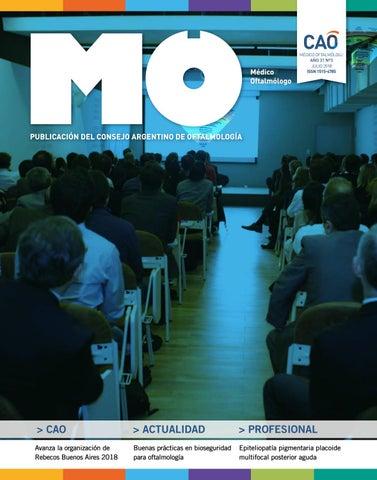 e28fa1b808 Revista MO 2018.03 - Julio 2018 by Consejo Argentino de Oftalmología ...