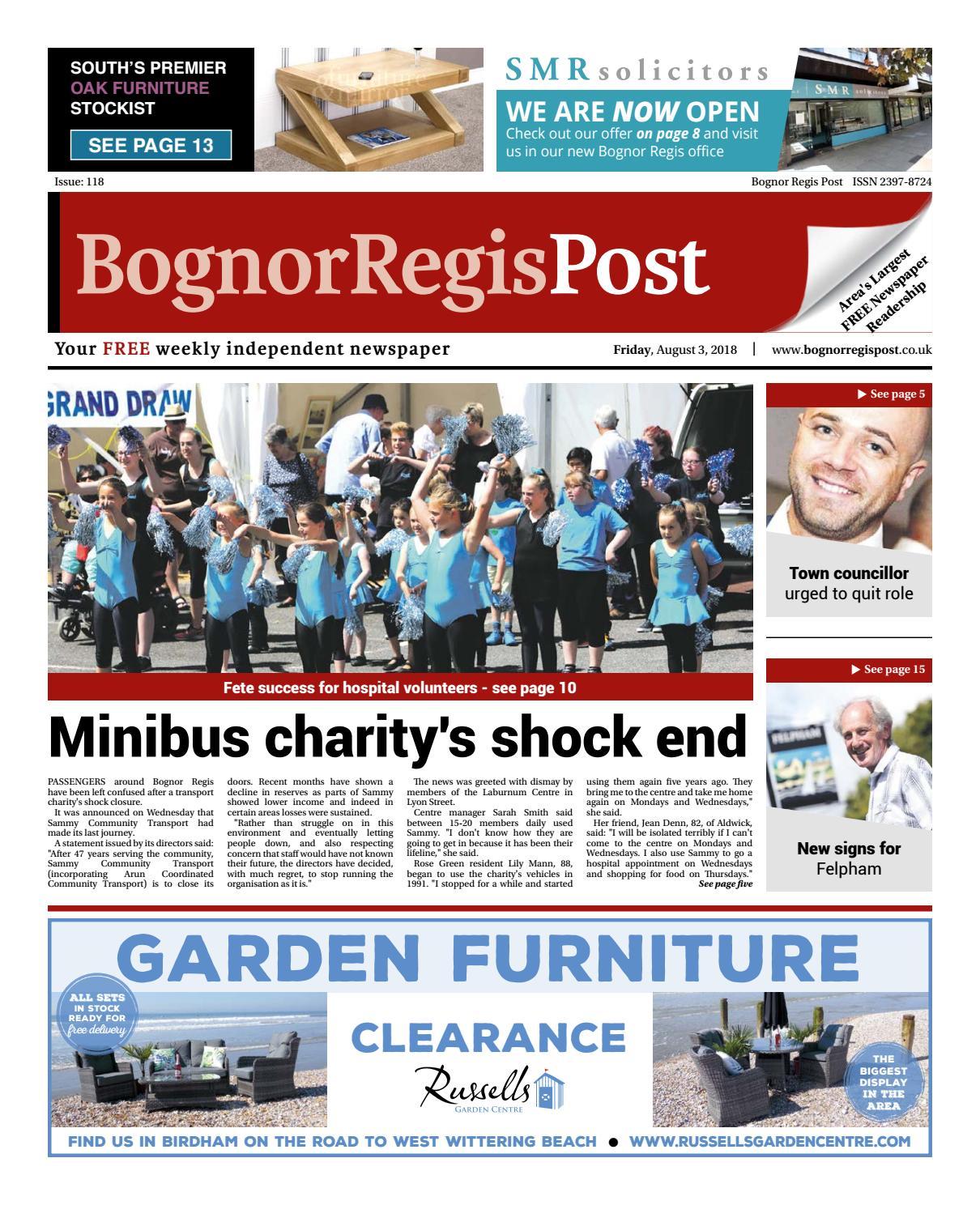 Bognor Regis Post Issue 118