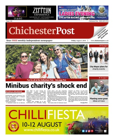 Chichester Post Issue 118