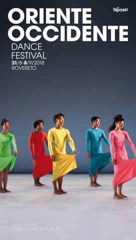 d9d6a07b50d9 ORIENTE OCCIDENTE DANCE FESTIVAL 2018 EDITION by Festival Oriente ...