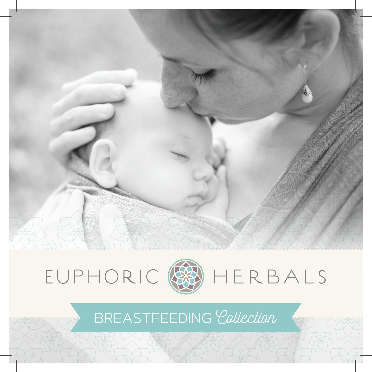 Euphoric Herbals Lactation Product Collection by Cindy
