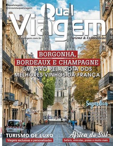 4a53993c7b8 Revista Qual Viagem Edição 57 - Agosto 2018 by Editora Qual - issuu