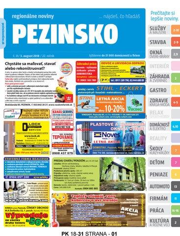 0c07eddb1c PEZINSKO 18-31 by pezinsko - issuu
