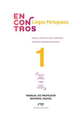 Catálogo LIDEL - Português Língua Estrangeira  2018 by Grupo Lidel ... 5e3643babec1e