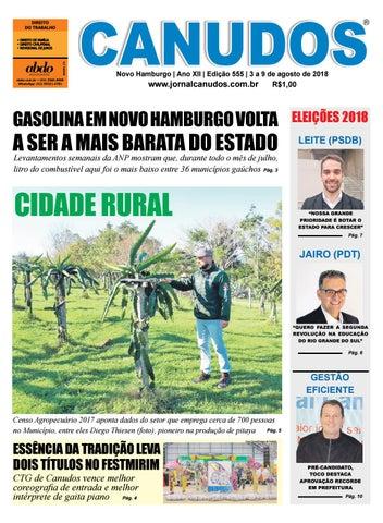 ea1f67b775b Jornal Canudos - Edição 555 by Jornal Canudos - Comercial - issuu