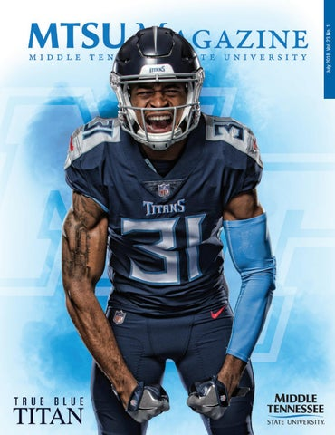 new style 29f42 0e9f2 MTSU Magazine July 2018 Vol. 23 No. 1 by Middle Tennessee State ...