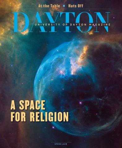 University of Dayton Magazine  Spring 2018