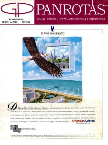 029deebdb644 Guia PANROTAS - Edição 299 - Fevereiro/1998 by PANROTAS Editora - issuu