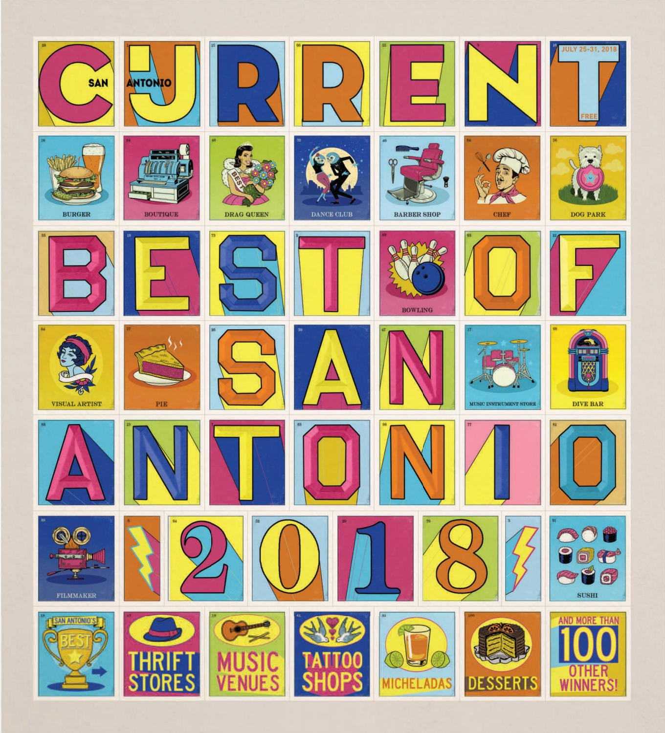 Best of San Antonio 2018 by Euclid Media Group - issuu