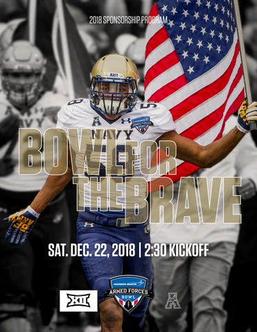 Lockheed Martin Armed Forces Bowl 2018 by PytchBlack - issuu 14481c5e5