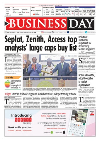 Businessday 03 Aug 2018 By Businessday Issuu