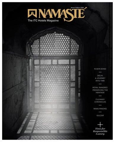 ITC Namaste by Maxposure Media Group Pvt Ltd - issuu