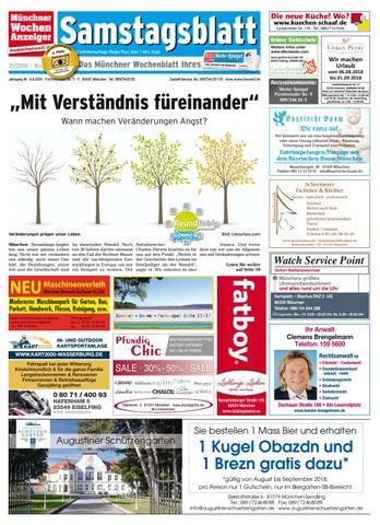 KW 31-2018 by Wochenanzeiger Medien GmbH - issuu