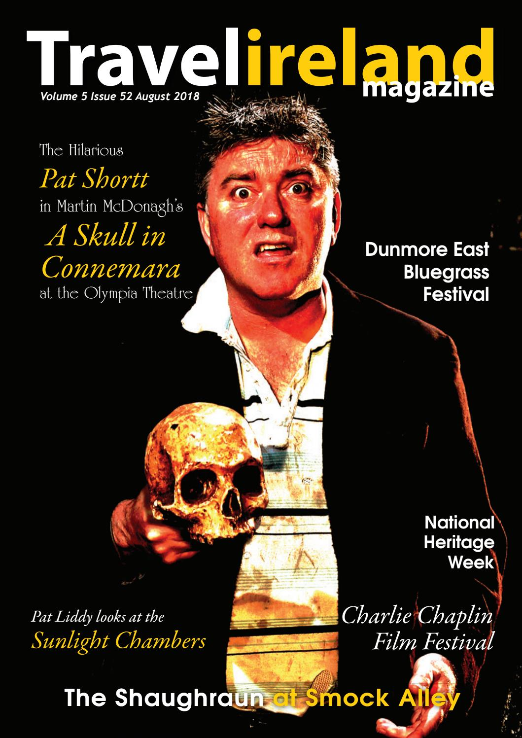 Travel Ireland Volume 5 Issue 52 by Travel Ireland Magazine - issuu