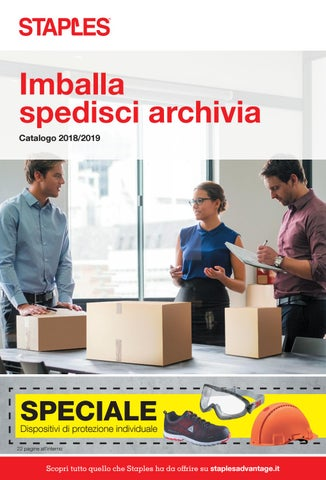 Imballa spedisci archivia by Staples - issuu dadbe30f4fc