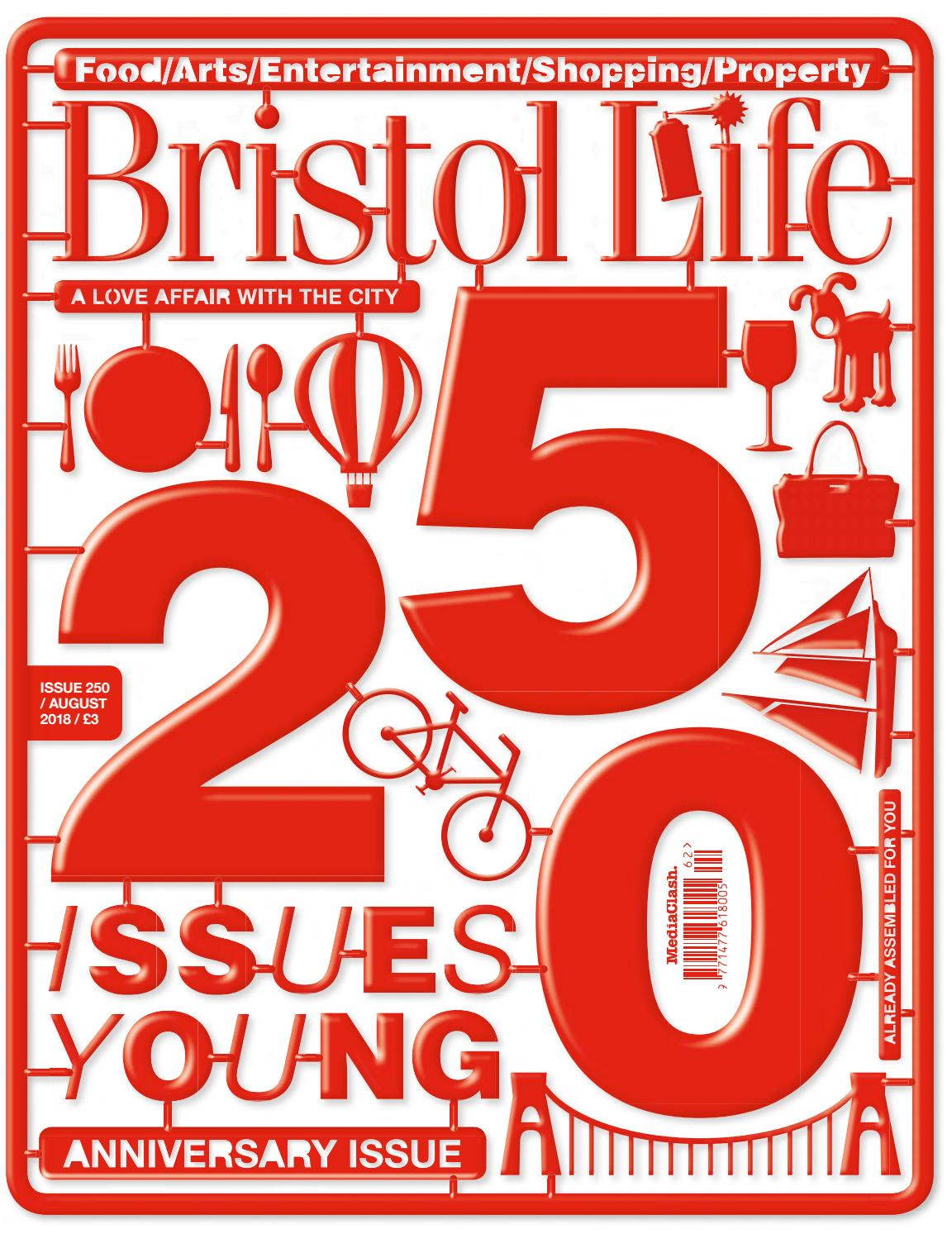 Bristol Life Issue 250 By Mediaclash Issuu
