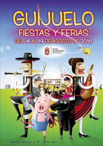 Libro Fiestas y Feria Guijuelo 2018 by Ayuntamiento de Guijuelo - issuu a4bbd55fcbc