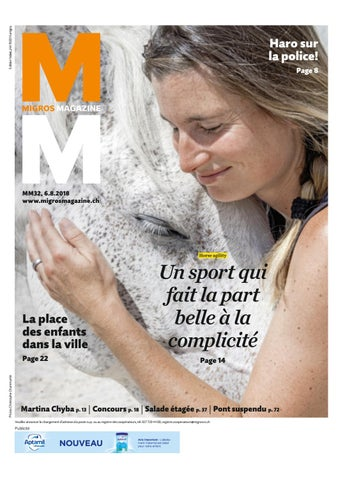 Migros Magazin 32 2018 F Vs By Migros Genossenschafts Bund Issuu
