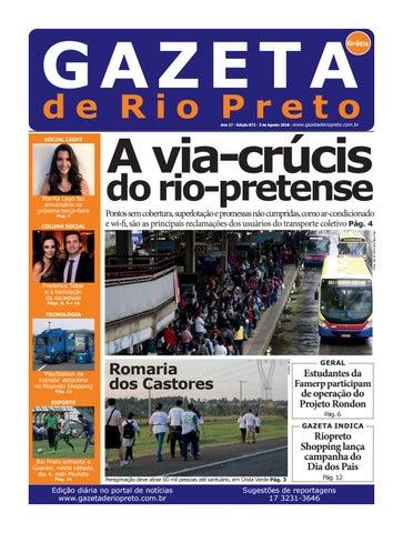 Gazeta de Rio Preto - 03 08 2018 by Social Light - issuu ae7542b903d